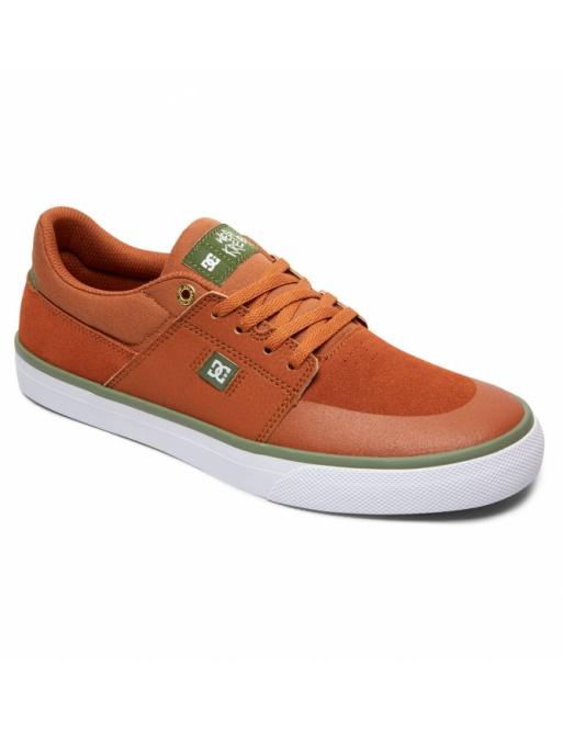 Boty Dc Wes Kremer brown/brown/green 2018 vell.EUR43
