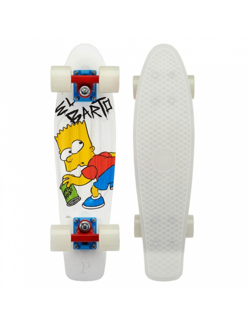 "Cruiser Penny The Simpsons 22"" el barto vell.22"