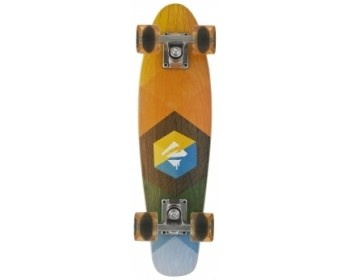 Choke Juicy Skateboard Woody Hexagon