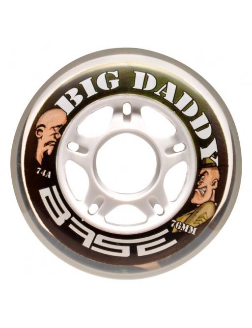 Kolečka Base Big Daddy Indoor (1ks), 74A,64mm