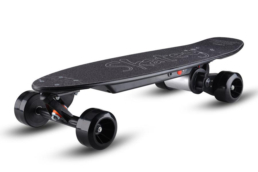 Elektrické longboardy a vozítka