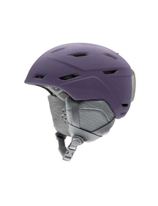 Helmet SMITH Mirage matte violet 2020/21 size.S / 51-55cm