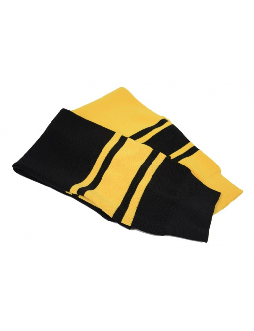 Stulpny SR, Senior,žlutá-černá