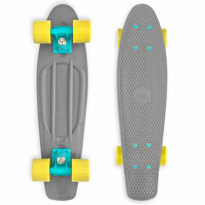 Longboard Baby Miller Old Is Cool stone grey vell.23