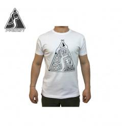 T-shirt Fasen Baltic logo L