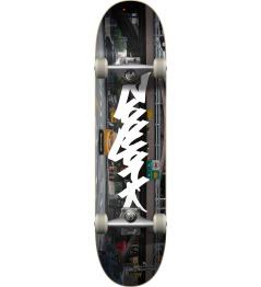 "Zoo York Tag Complete Skateboard (7.75""   Brooklyn)"