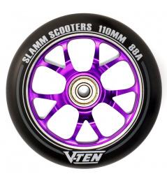 Kolečko Slamm 110mm V-Ten II Purple