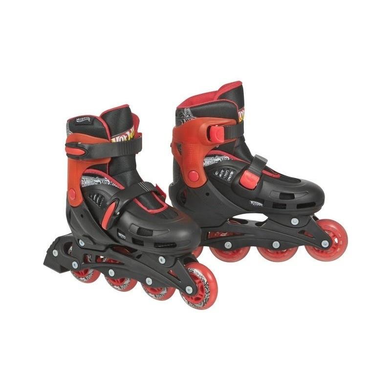 Hot Wheels Big Logo patines de ruedas