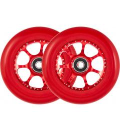 Tilt Stage II spoked červená kolečka