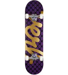 """Verbo Skateboard 7.9 """"Schwe púrpura"""