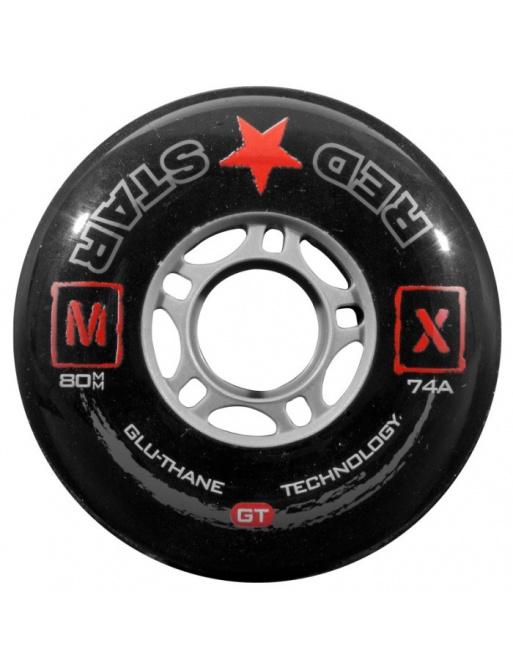 Kolečka Red Star MX GT Indoor (1ks)