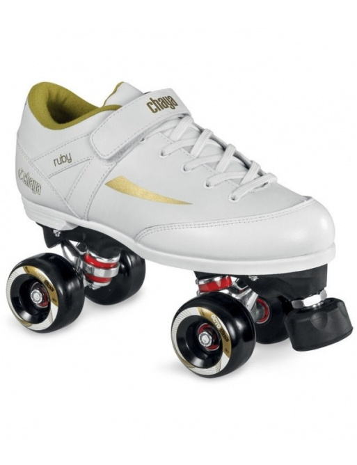Chaya Quad Ruby Soft in-line skates