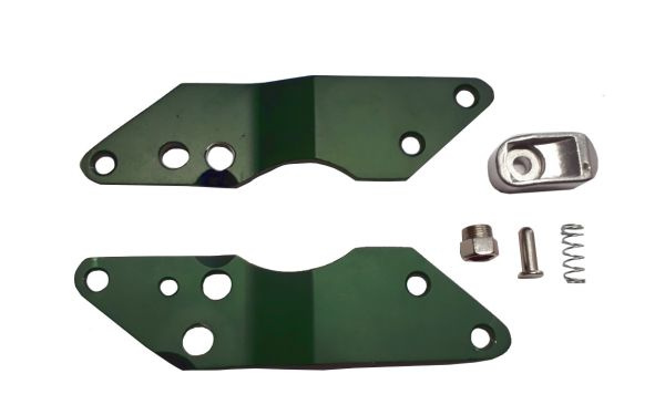 Platle Micro Rocket green set