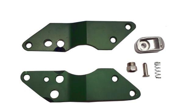 Platle Micro Rocket green set