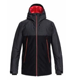 Quiksilver Jacket Sierra 181 kvj0 black 2018/19 vell.M