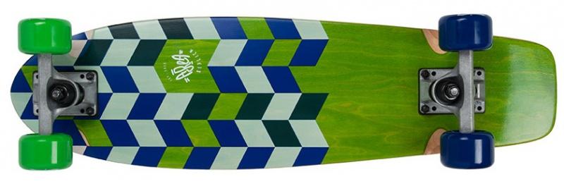 Area Replica Timber Green cruiser