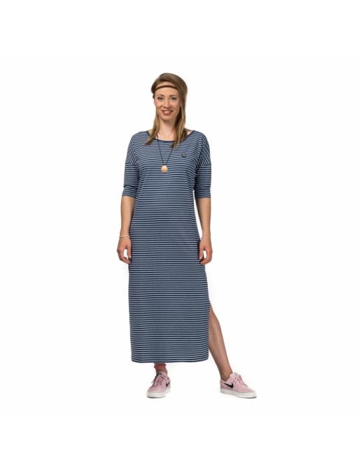 Šaty Horsefeathers Lillian navy stripes 2018 dámské vell.M
