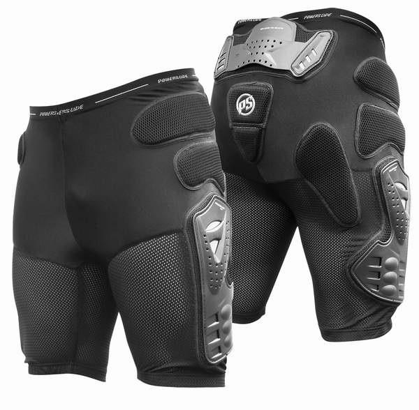 Powerslide Crash Pad Shorts