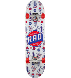 "Skateboard RAD Dude Crew 7.75"" Wallpaper"
