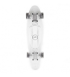 PENNYBOARD LED TRANSPARENT NILS EXTREME