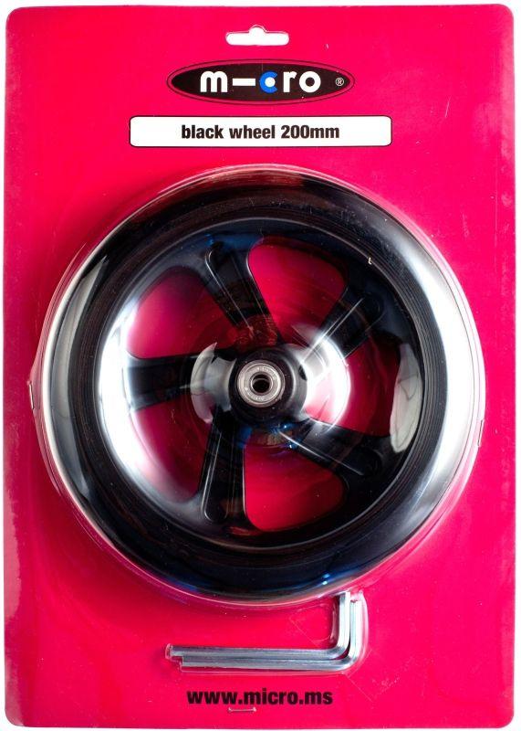 Micro Black 200 mm