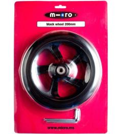 Kolečko Micro Black 200 mm