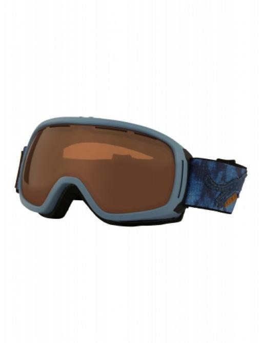 Okulary Roxy Rockferry granatowo-metalowe pomarańczowe 2014/15 damskie