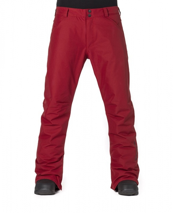 Horsefeathers Pinball Pants red 2018/19 vell.S