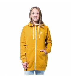 Mikina Horsefeathers Lacey golden yellow 2020/21 dámská vell.S