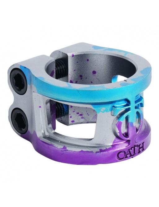 Objímka Oath Cage Blue/Purple/Titanium