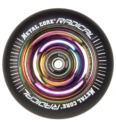 Metal Core Radical 100 mm kolečko Rainbow
