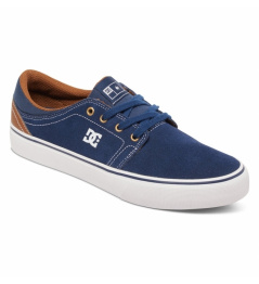 Boty Dc Trase S navy/dark chocolate 2016/17 vell.EUR46