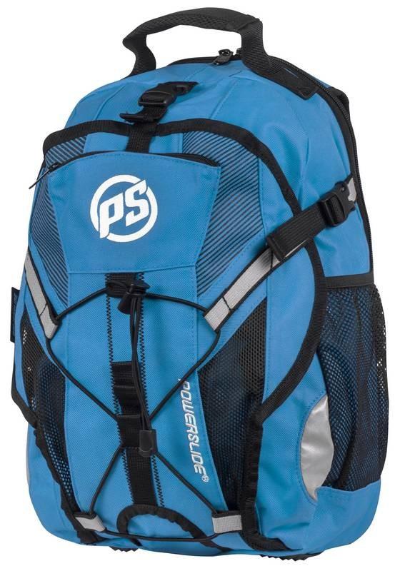 Powerslide Fitness Backpack Blue Backpack