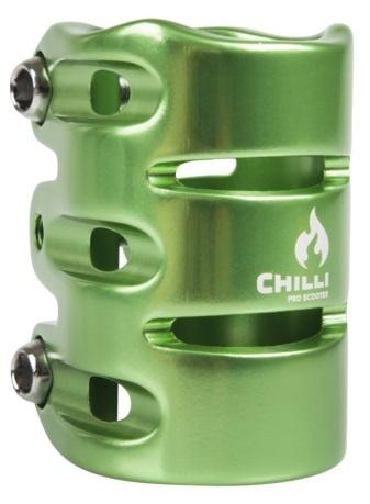 Chilli objímka zelená