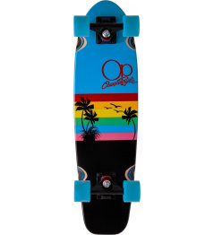 "Longboard Ocean Pacific Sunset Cruiser 27"" Blue"