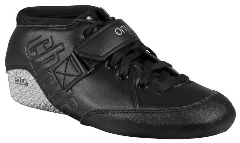 Chaya Quad Onyx Shoes