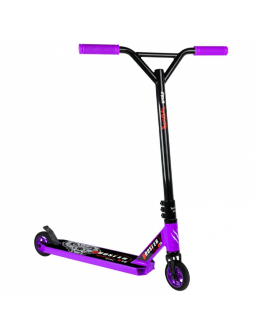 Bestial Wolf Booster B10 freestyle scooter morado