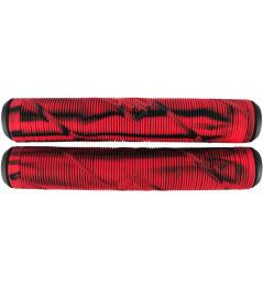 Gripy Striker Thick Logo Black/Red