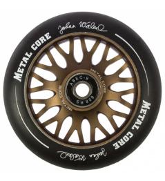 Metal Core PRO model Johan Walzel 110 mm kolečko hnědé