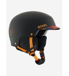Helmet Anon Scout bonez black 2017/18 kids vell.M / 51-53cm