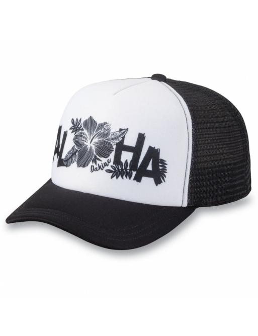 Čepice Dakine Aloha Trucker black 2018