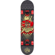 "Skateboard KFD Young Gunz 7.9"" Tattoo Heart"