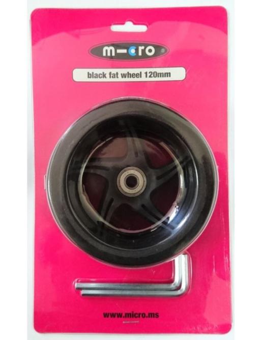Kolečko Micro 120 mm Fat