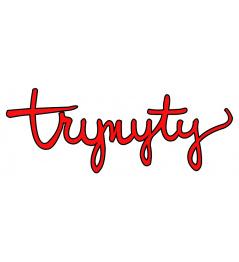 Samolepka Trynyty Red