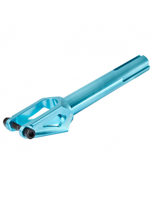 Chilli The Machine spider tenedor azul claro