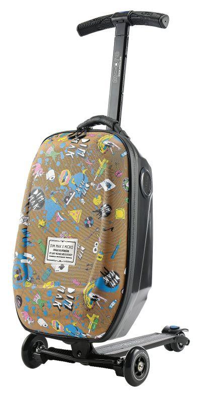 Pojízdné kufry