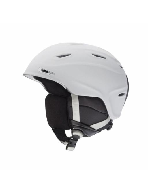 Helmet SMITH Aspect matte white 2020/21 size M / 55-59cm