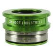 Zestaw słuchawkowy Root Industries wysoki stos zielony
