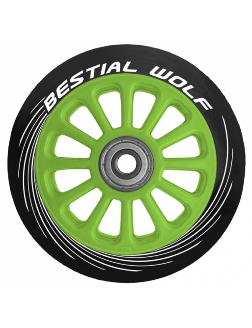 Bestial Wolf Pilot wheel green