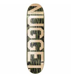Deska Nugget Trademark 3 SK8 Deck B/ oak olive 2019 vell.8,1